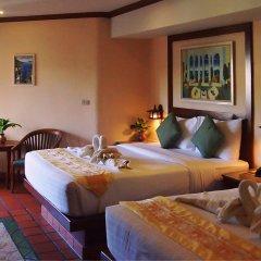Отель Pacific Club Resort 4* Номер Делюкс разные типы кроватей фото 3