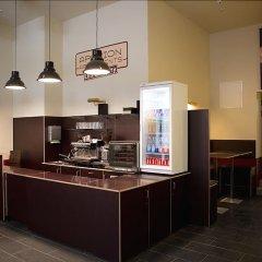Отель Aparion Apartments Leipzig City Германия, Лейпциг - отзывы, цены и фото номеров - забронировать отель Aparion Apartments Leipzig City онлайн питание фото 3