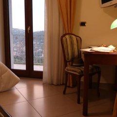 Отель Resort Sant'Angelo & Spa Пимонт в номере фото 2