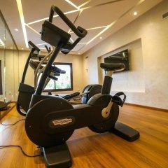 Suite Hotel Casa Diamond фитнесс-зал