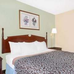 Отель Days Inn by Wyndham Meridian комната для гостей фото 3