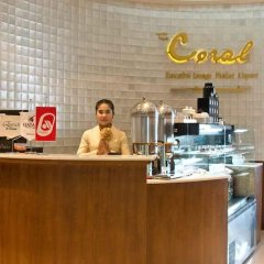 Отель Le Coral Hideaway Beyond Phuket интерьер отеля фото 3