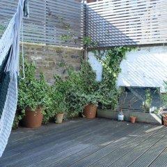 Отель 1 Bedroom Hampstead Flat Лондон балкон