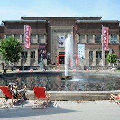 Отель Indigo Düsseldorf - Victoriaplatz Германия, Дюссельдорф - отзывы, цены и фото номеров - забронировать отель Indigo Düsseldorf - Victoriaplatz онлайн фото 5