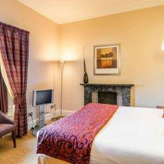 Отель Salisbury Green Hotel & Bistro Великобритания, Эдинбург - отзывы, цены и фото номеров - забронировать отель Salisbury Green Hotel & Bistro онлайн комната для гостей фото 4