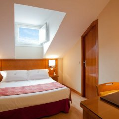 Отель Ateneo Puerta del Sol комната для гостей фото 2