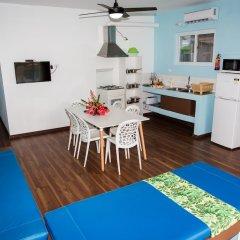 Отель Blue West Villas комната для гостей фото 3