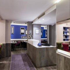 Отель Antin Trinité Франция, Париж - 10 отзывов об отеле, цены и фото номеров - забронировать отель Antin Trinité онлайн интерьер отеля