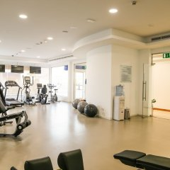 J5 Rimal Hotel Apartments фитнесс-зал