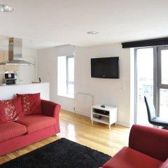 Отель Riverview Apartments Великобритания, Глазго - отзывы, цены и фото номеров - забронировать отель Riverview Apartments онлайн комната для гостей фото 5