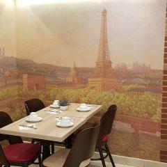 Отель Champerret Elysees Париж