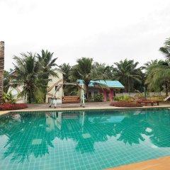 Отель Sai Rung Resort бассейн фото 2