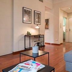 Отель Habitat Apartments Paseo de Gracia Suite Испания, Барселона - отзывы, цены и фото номеров - забронировать отель Habitat Apartments Paseo de Gracia Suite онлайн комната для гостей фото 5