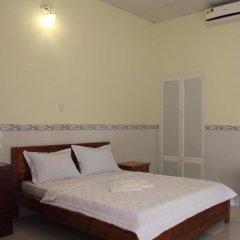 Отель Hoa Nhat Lan Bungalow комната для гостей фото 3