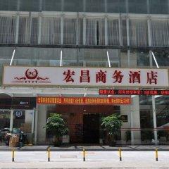 Hongchang Business Hotel Шэньчжэнь вид на фасад