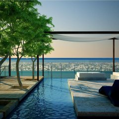 Отель Voco Dubai бассейн фото 2
