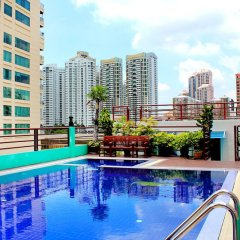 D Varee Diva Bally Sukhumvit Hotel Бангкок с домашними животными
