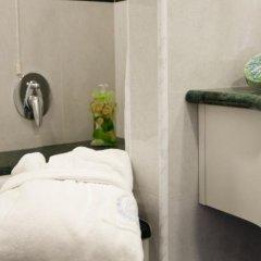Отель La Residence & Idrokinesis® Италия, Абано-Терме - 1 отзыв об отеле, цены и фото номеров - забронировать отель La Residence & Idrokinesis® онлайн ванная фото 2