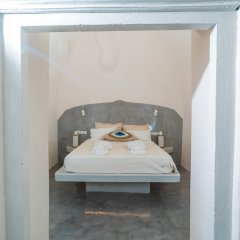 Отель Thetis Cave Villa Греция, Остров Санторини - отзывы, цены и фото номеров - забронировать отель Thetis Cave Villa онлайн ванная