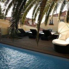 Отель Palacio Ramalhete бассейн