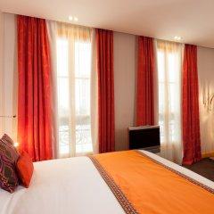 Hotel Le Petit Paris Париж комната для гостей фото 4