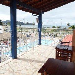 Отель Litoral Norte Бразилия, Карагуататуба - отзывы, цены и фото номеров - забронировать отель Litoral Norte онлайн балкон