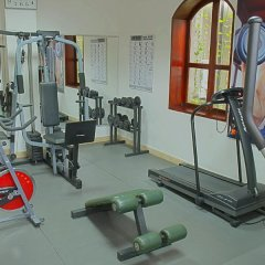 Отель Movich Casa del Alferez фитнесс-зал фото 2