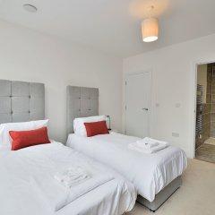Отель Canal Street Apartments Великобритания, Манчестер - отзывы, цены и фото номеров - забронировать отель Canal Street Apartments онлайн комната для гостей фото 4