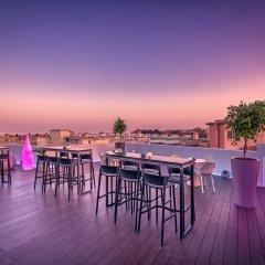 Отель Aparthotel Veramar гостиничный бар