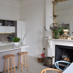 Апартаменты 1 Bedroom Apartment in Belsize Park интерьер отеля фото 2