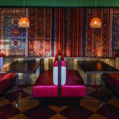 Отель Kimpton Charlotte Square Эдинбург гостиничный бар