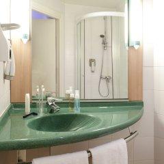 Отель ibis Barcelona Aeropuerto Viladecans ванная