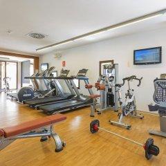 Отель Grand Palladium Palace Ibiza Resort & Spa - Все включено фитнесс-зал фото 2