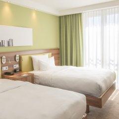 Отель Hampton by Hilton Frankfurt City Centre Messe комната для гостей фото 5