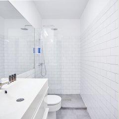 Отель Santa Ana Sol Boutique Испания, Мадрид - отзывы, цены и фото номеров - забронировать отель Santa Ana Sol Boutique онлайн ванная