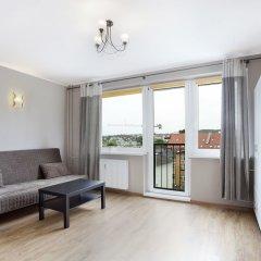 Отель Apartamenty Mój Sopot - Karlik Сопот комната для гостей фото 2