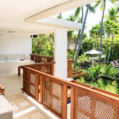 Отель The Westin Denarau Island Resort & Spa, Fiji Фиджи, Вити-Леву - отзывы, цены и фото номеров - забронировать отель The Westin Denarau Island Resort & Spa, Fiji онлайн балкон
