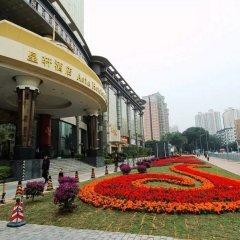 Отель Asta Hotel Shenzhen Китай, Шэньчжэнь - отзывы, цены и фото номеров - забронировать отель Asta Hotel Shenzhen онлайн приотельная территория