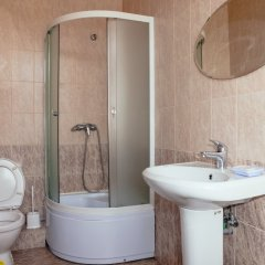 Land Hostel ванная фото 2