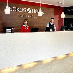 Отель Original Sokos Alexandra Ювяскюля интерьер отеля фото 3