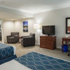 Отель Capital Hill Hotel & Suites Канада, Оттава - отзывы, цены и фото номеров - забронировать отель Capital Hill Hotel & Suites онлайн удобства в номере фото 2