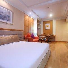 Отель Jasmine City Бангкок сейф в номере