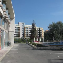 Отель Apartcomplex Perla парковка