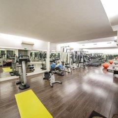 Hotel Roma Tor Vergata Рим фитнесс-зал фото 4