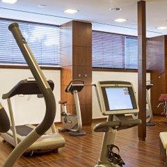 Отель Pullman Cologne фитнесс-зал