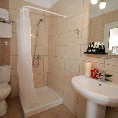 Отель Villa Yannis Греция, Корфу - отзывы, цены и фото номеров - забронировать отель Villa Yannis онлайн ванная