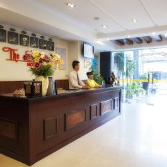 The Summer Hotel Нячанг интерьер отеля