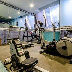 Отель Sercotel Horus Salamanca фитнесс-зал фото 2