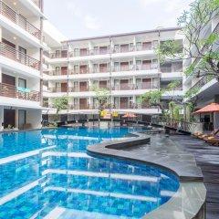 Sun Island Hotel Kuta бассейн фото 2