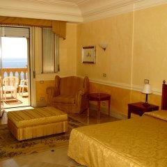 Hellenia Yachting Hotel Джардини Наксос комната для гостей